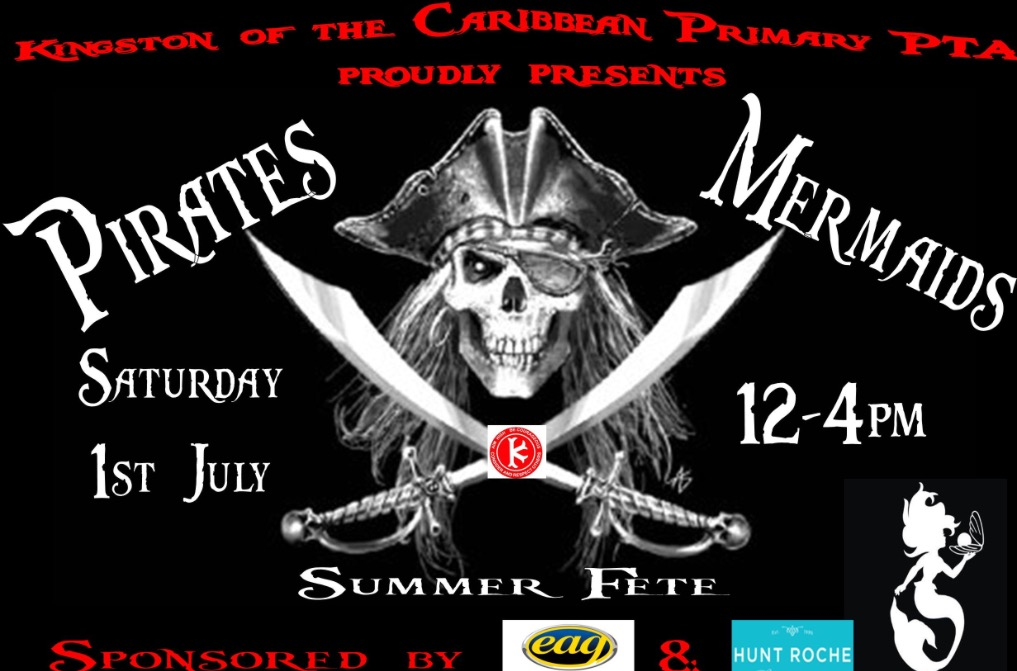 Pirates and Mermaids Summer Fete