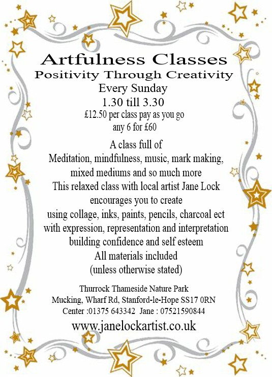 Artfulness Classes