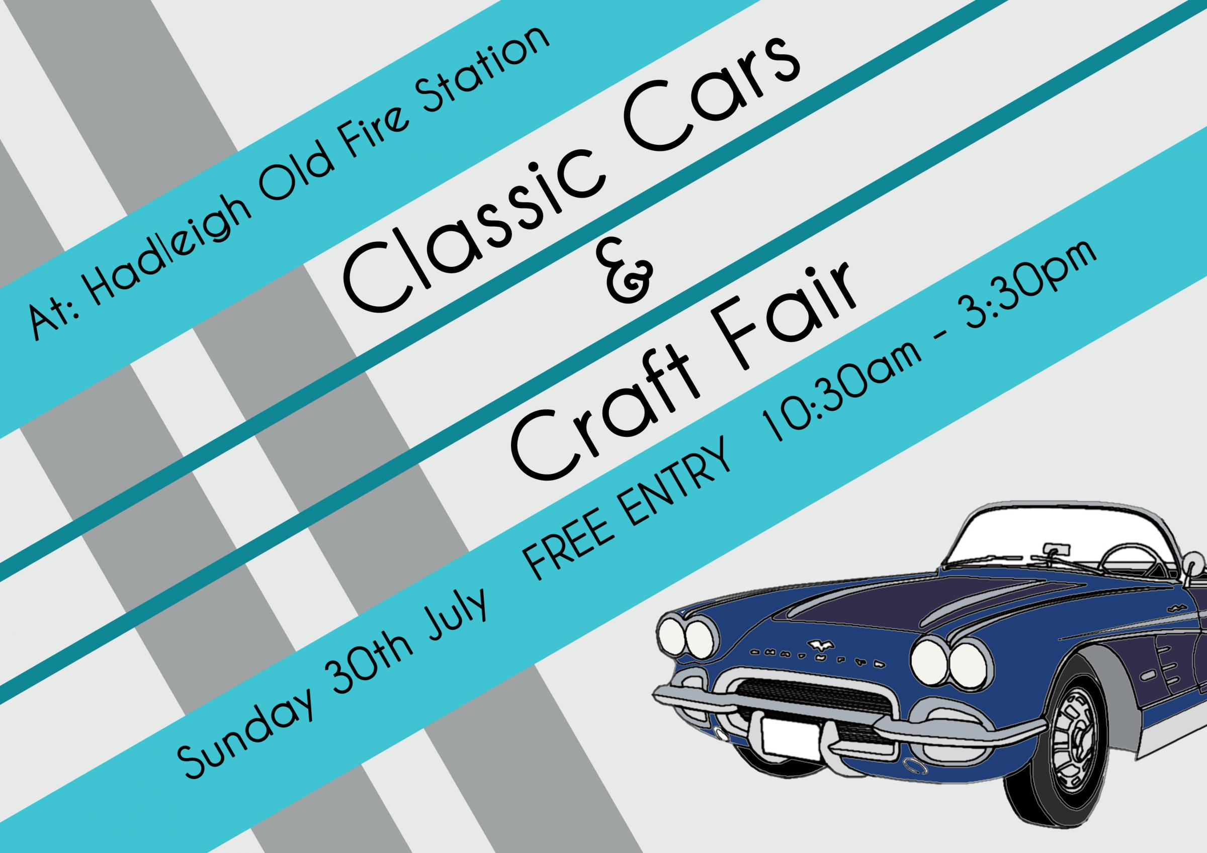 Classic Cars and Craft Fair