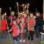 Harwich and Manningtree Standard: Youngsters at last year's Illuminate Festival. Photo Maria Fowler
