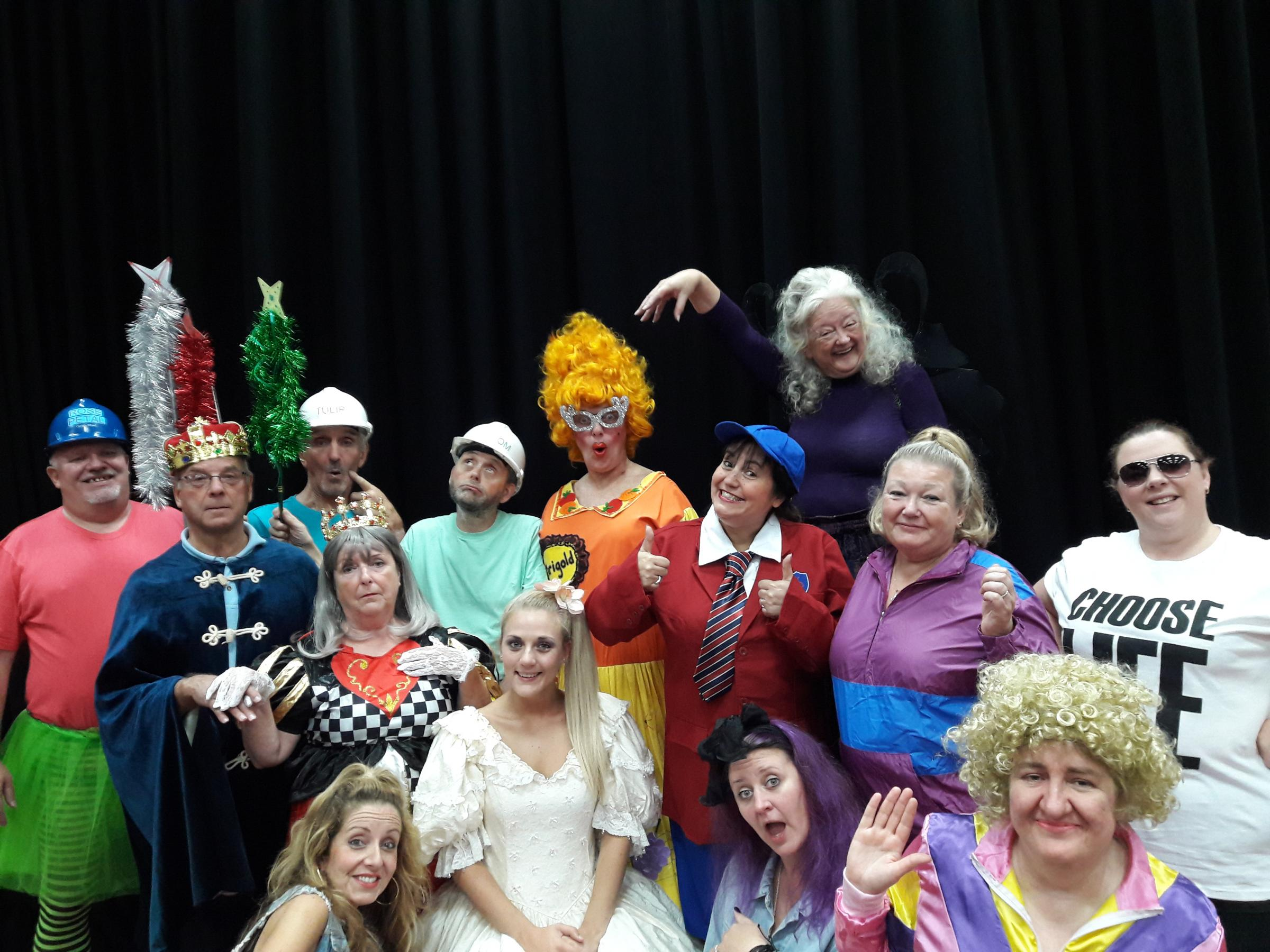 Sleeping Beauty - A family Pantomime by Bob Heather and Cheryl Barrett