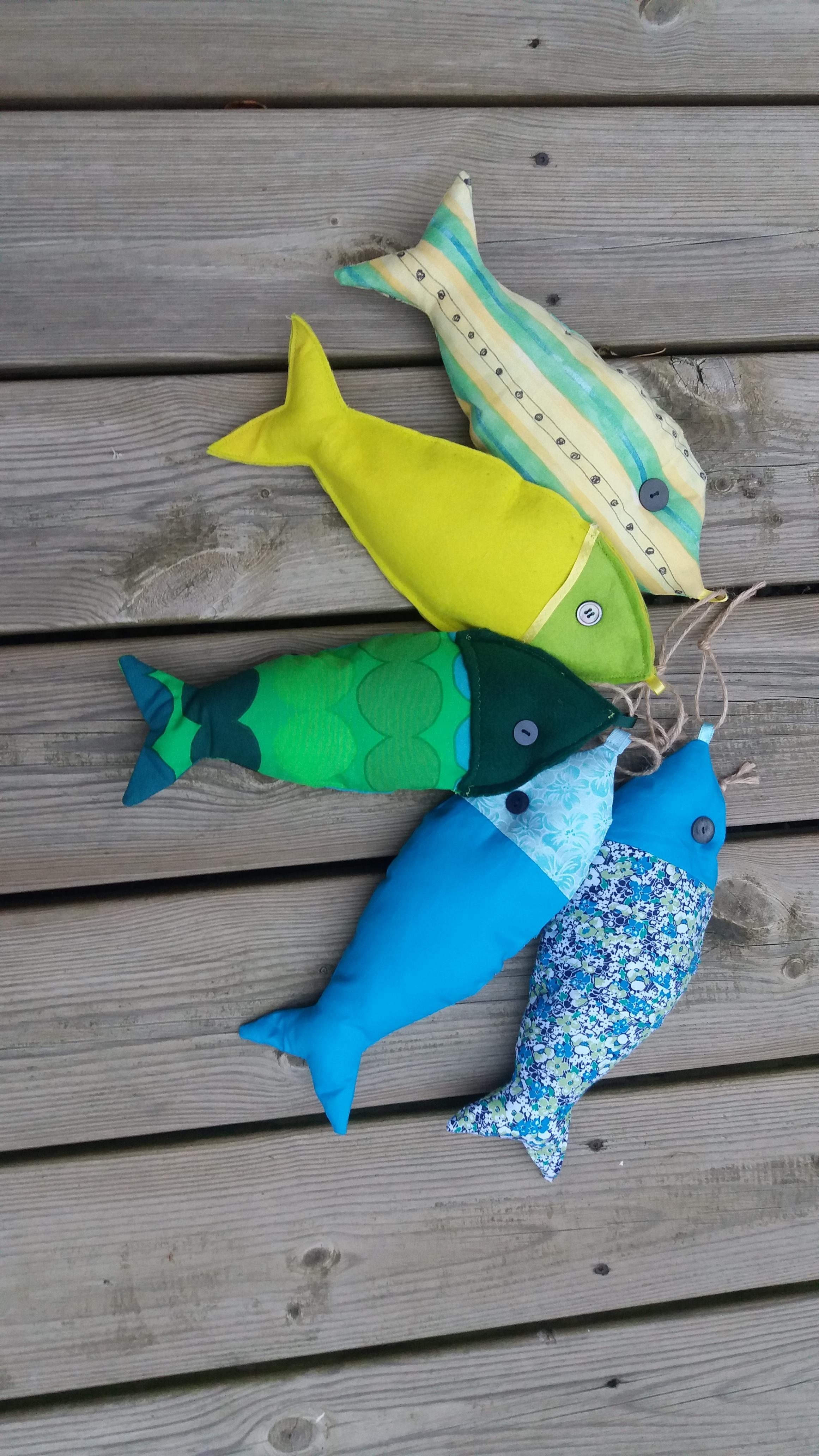 Fabric fish makers needed to help ahead of Harwich Festival