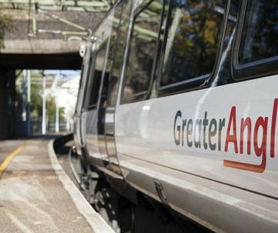 Cancellations and delays on Greater Anglia line due to track defect