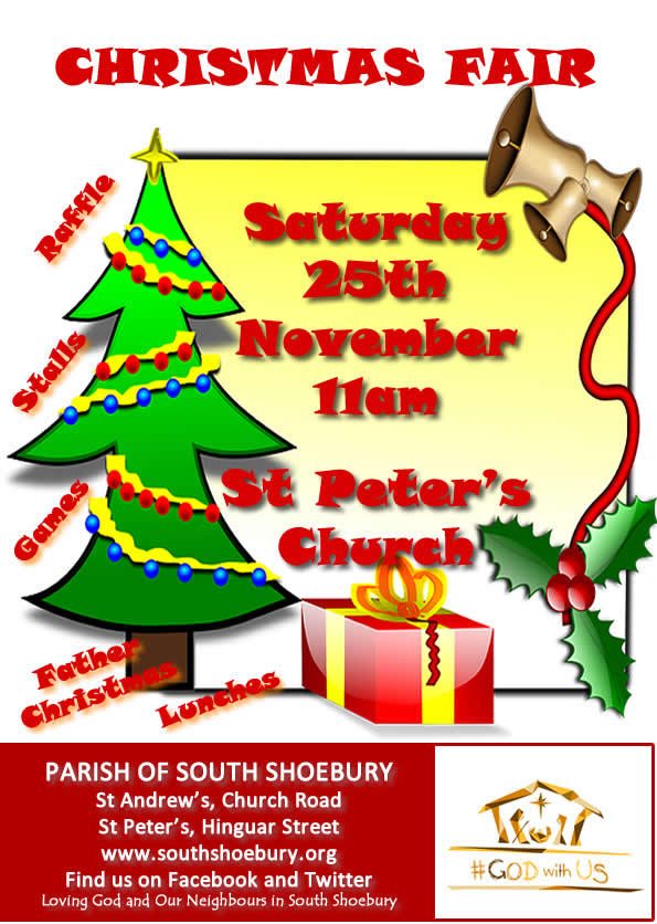 Parish of South Shoebury Christmas Fair