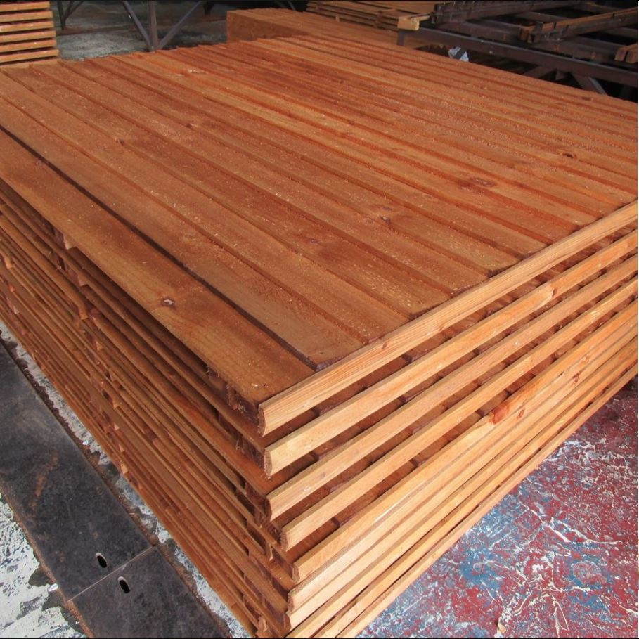 Wharf Timber