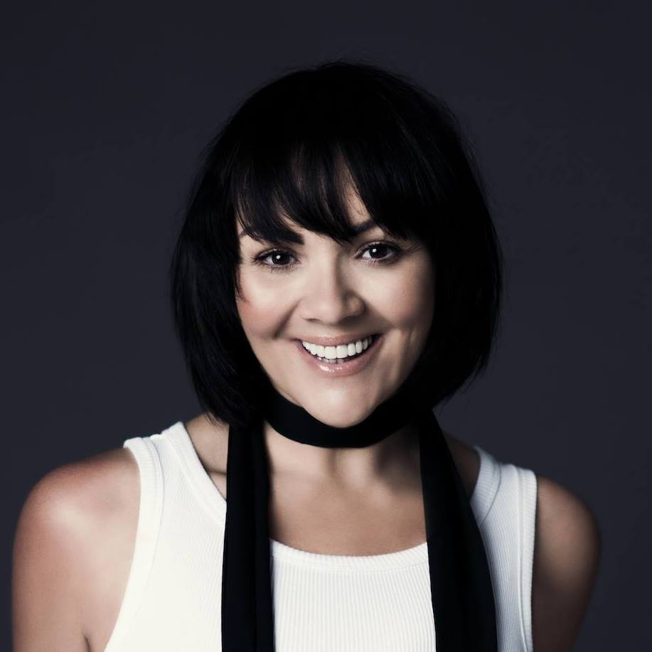 ON TOUR: Former EastEnders and Love Actually star Martine McCutcheon