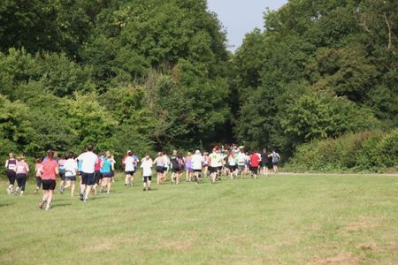 Essex Cross Country Series - Race 5 - Weald Park 10km