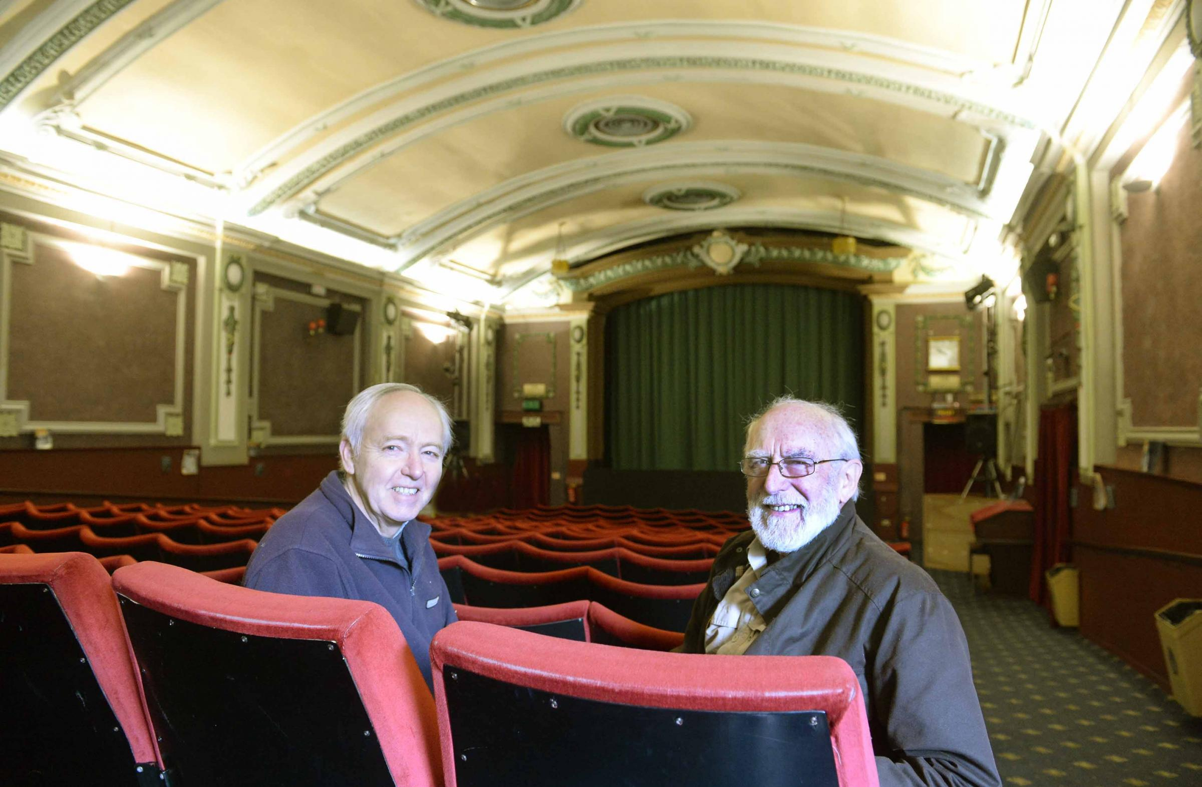 Second round of bidding submitted to revamp historic cinema