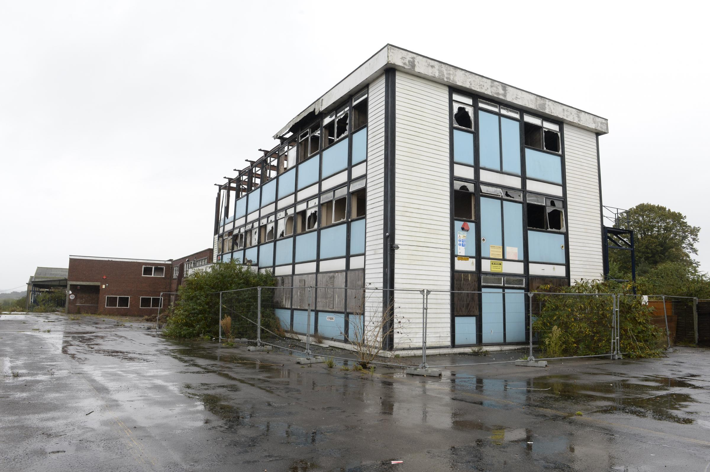 Former factory will be social housing