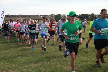 Essex Cross Country 10k Series - Thorndon Park