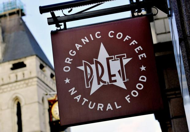 Harwich and Manningtree Standard: CLOSED: Pret A Manger. Picture: PA Wire