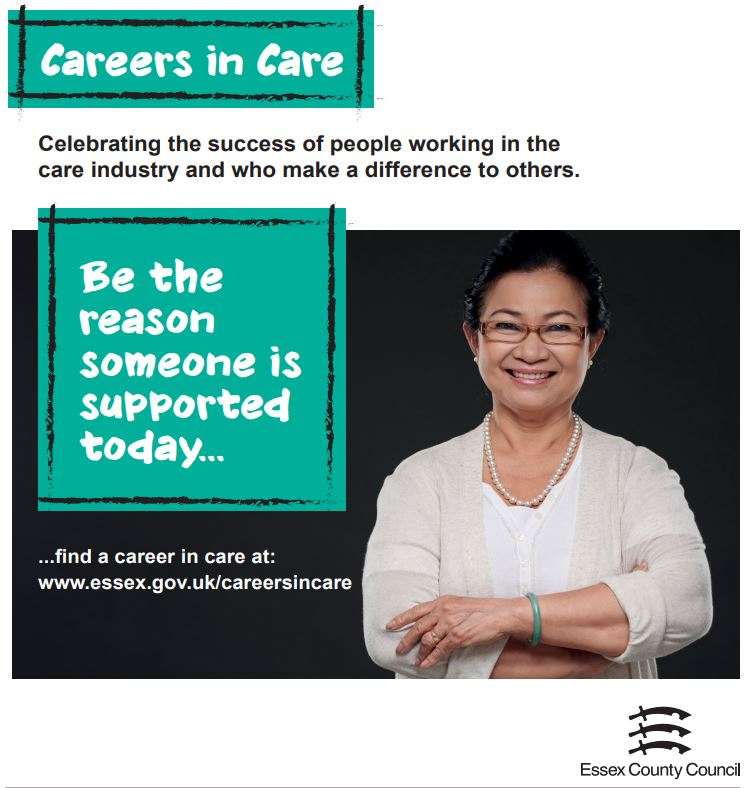 You can change lives by working in the care industry