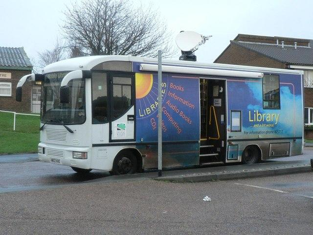 Mobile library services in Essex could be reduced by 60 per cent