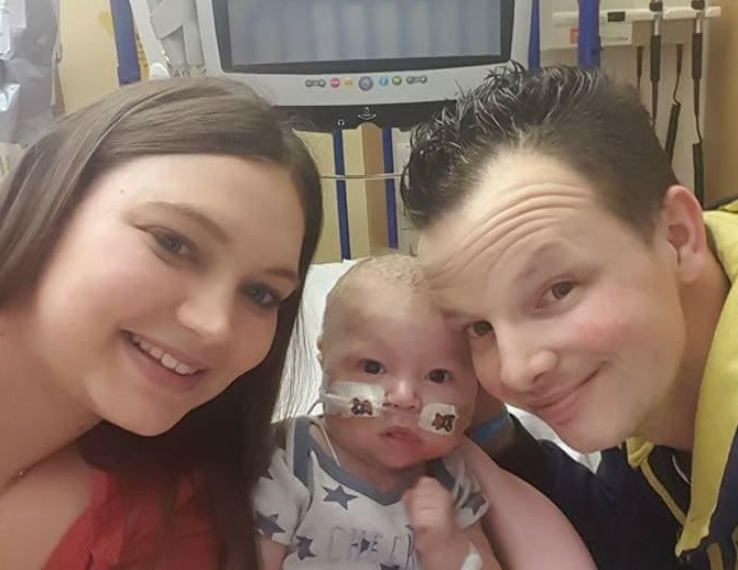 Ladies night to raise money for sick husband who tragically lost his baby