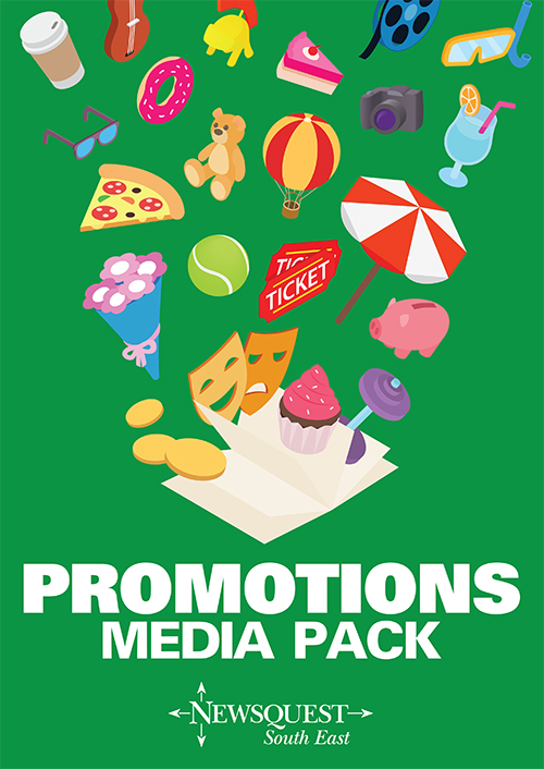 Harwich and Manningtree Standard: Promotions media pack fp 7th feb 2018