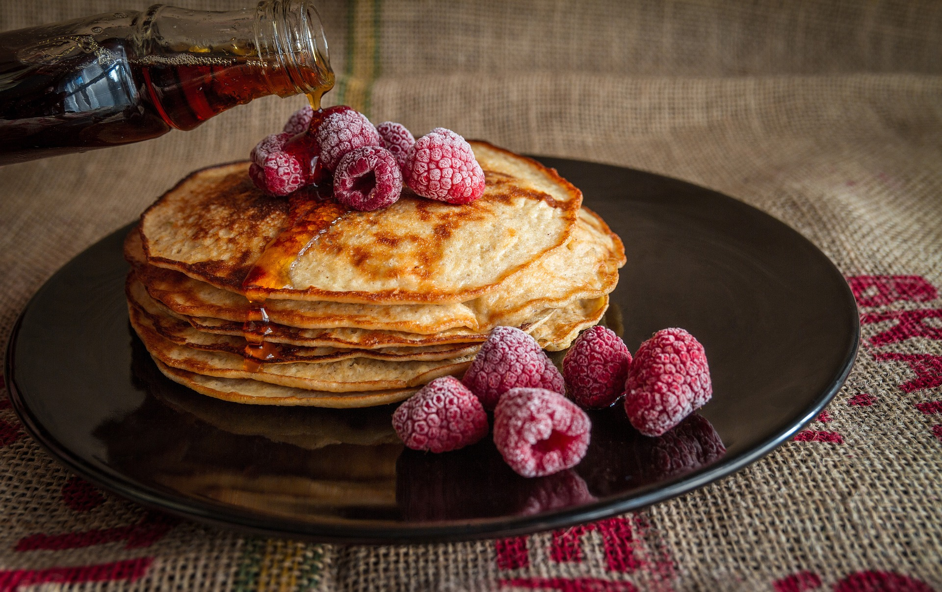 POLL: What's the best pancake topping?