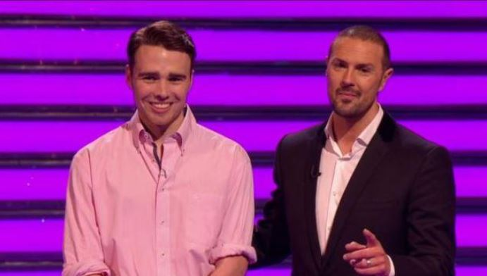 Charlie Watkins appeared in Take Me Out alongside Paddy McGuinness