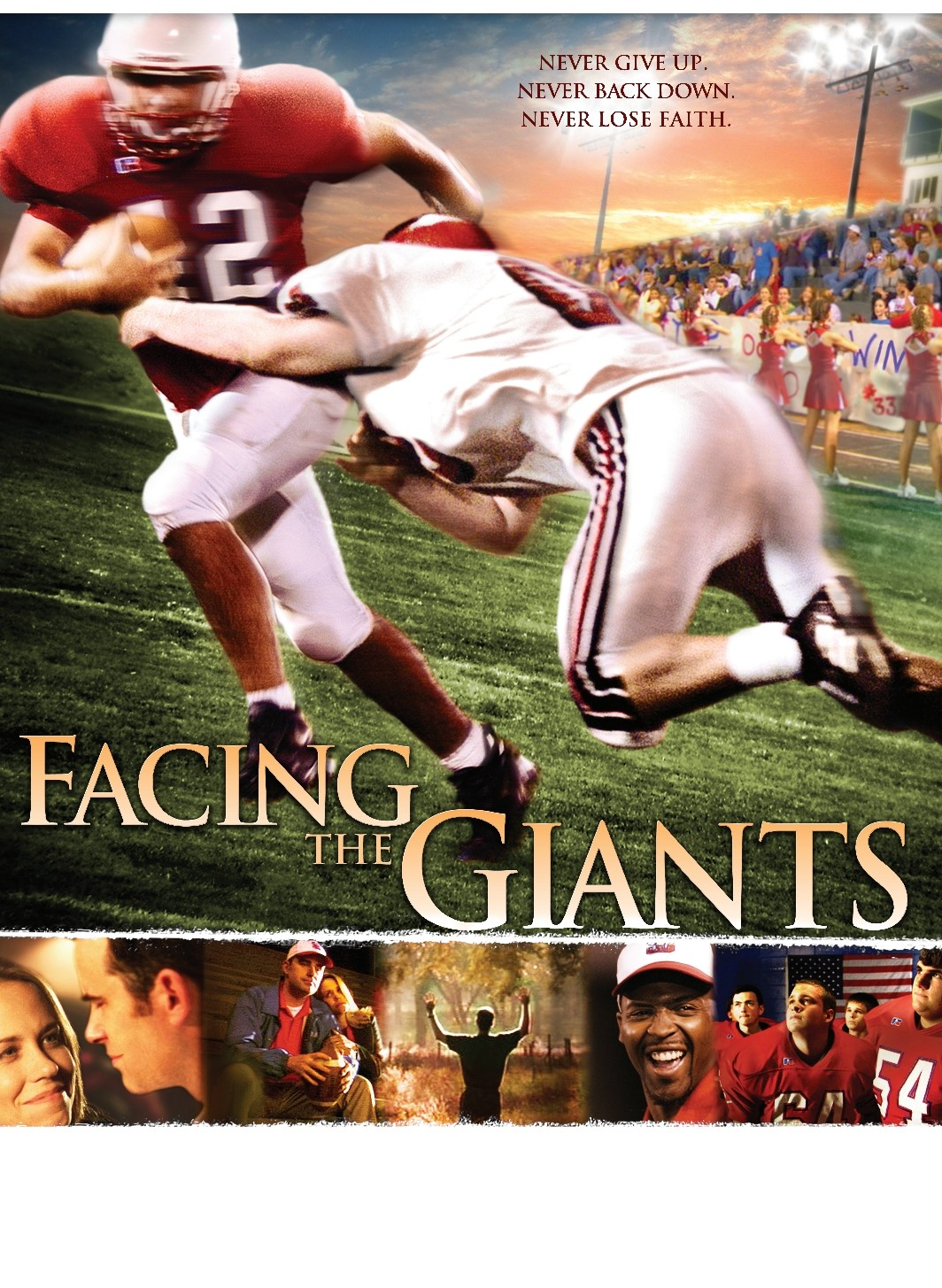Movie Night - Facing The Giants