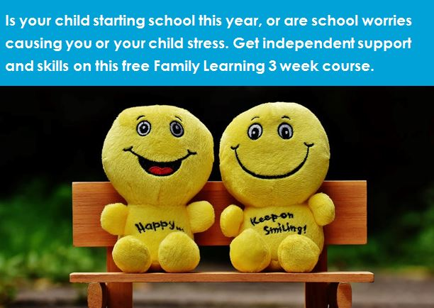 FREE course for parents/carers: 'School Matters'