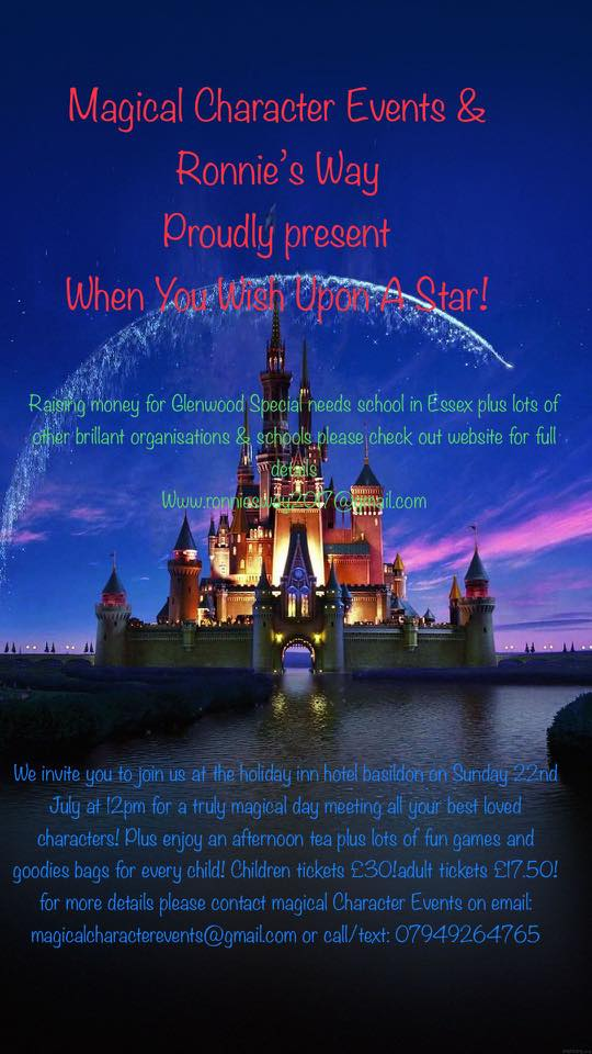 when you wish upon a star!