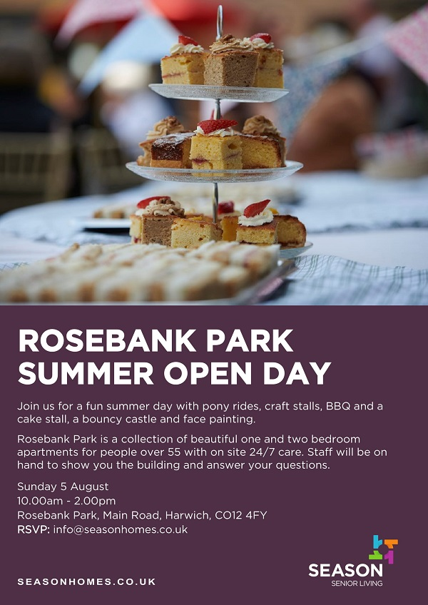 Rosebank Park Summer Open Day