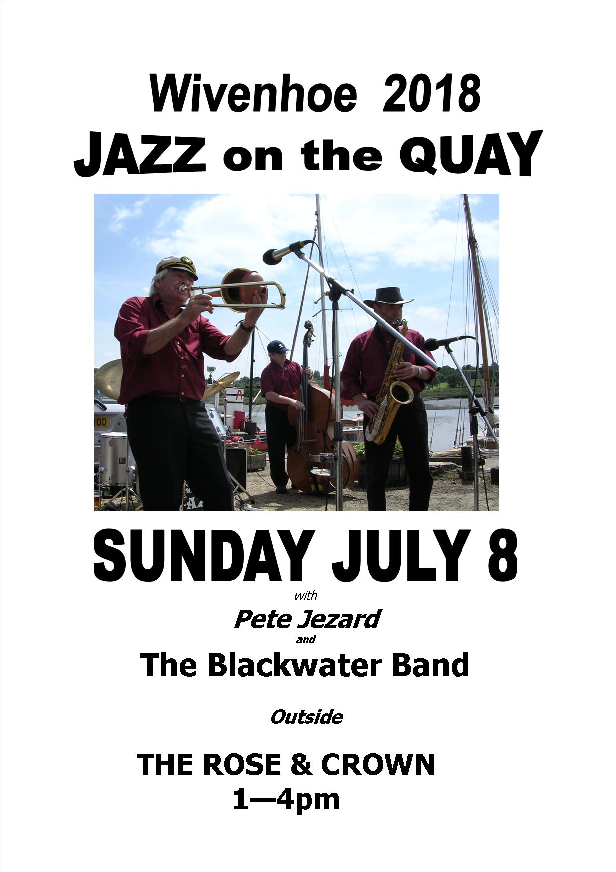 JAZZ ON THE QUAY