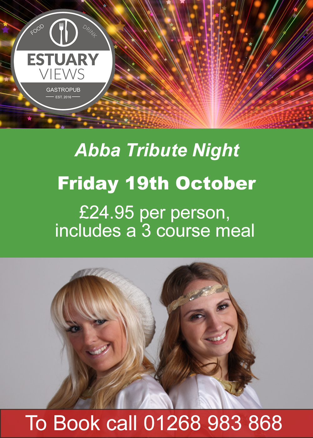 Abba Tribute Night