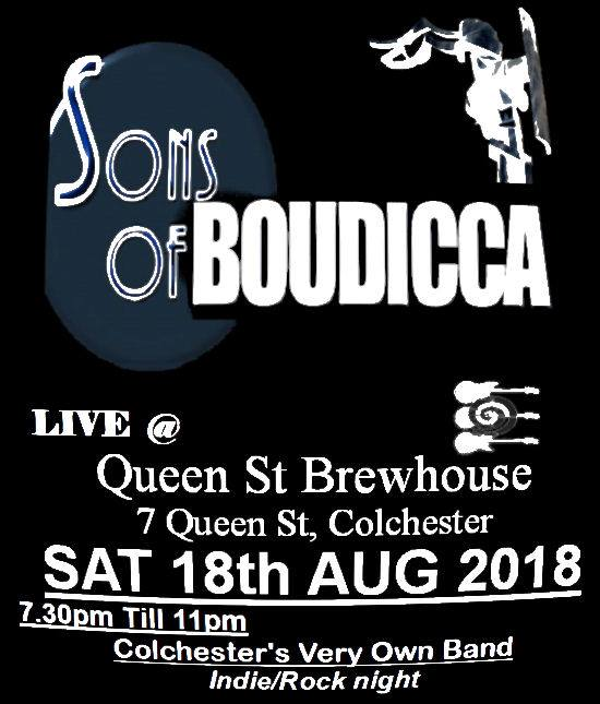 Sons Of Boudicca