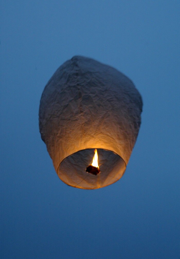 More bans for Chinese sky lanterns
