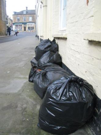 Black bags set to be delivered to Tendring residents