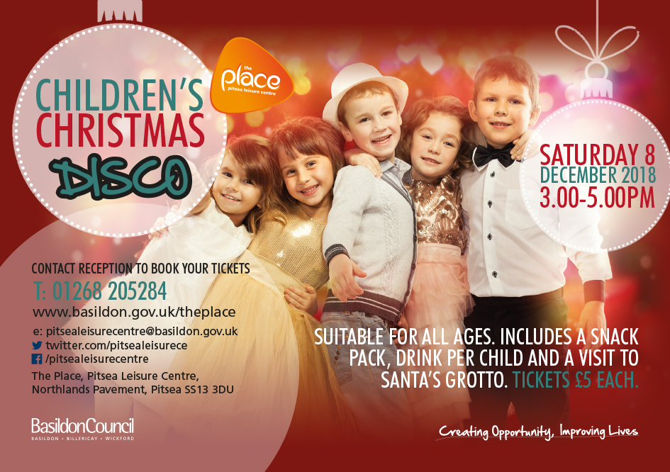 Children's Christmas Disco
