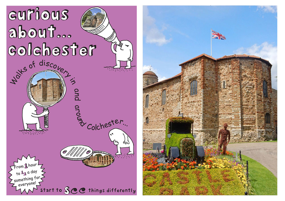 Curious About Colchester?