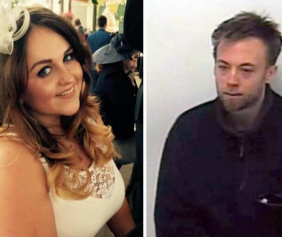 Charlotte Brown and the man convicted of manslaughter for her death, Jack Shepherd