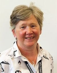 ESNEFT) Chief Medical Officer Barbara Buckley.