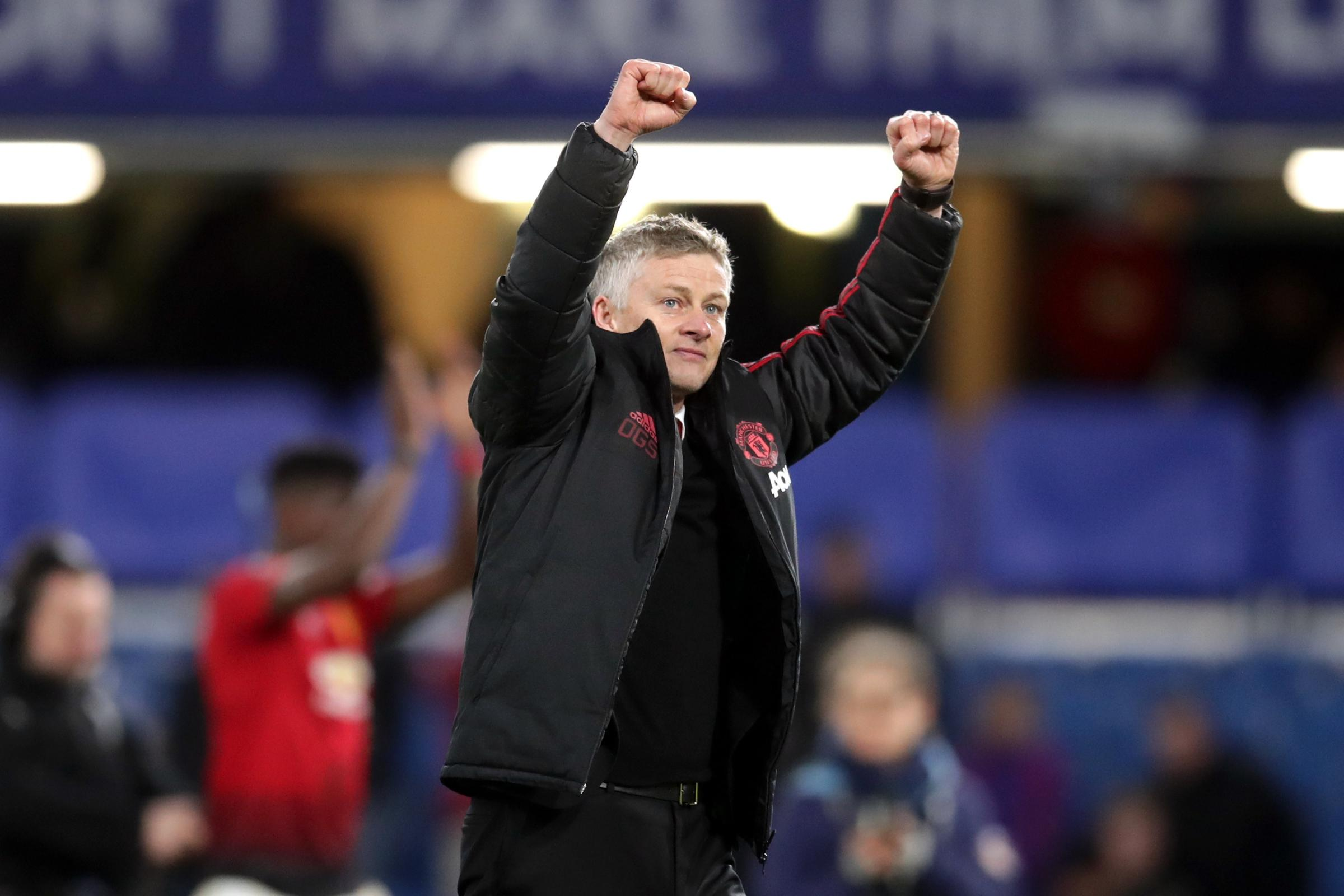 Ole Gunnar Solskjaer should be named Manchester United's permanent manager, according to Liverpool boss Jurgen Klopp