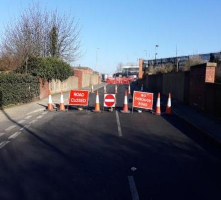 d8fc5eefa Ipswich Road works  How the last eight months of roadworks unfolded ...