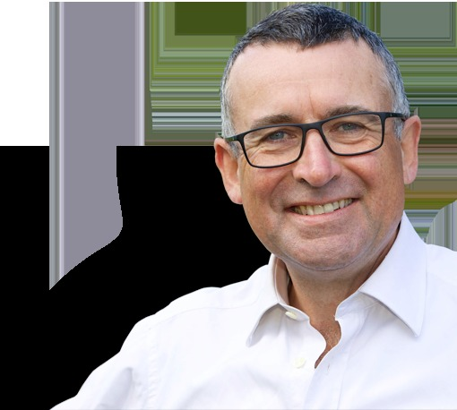Former Colchester (North) MP Bernard Jenkin