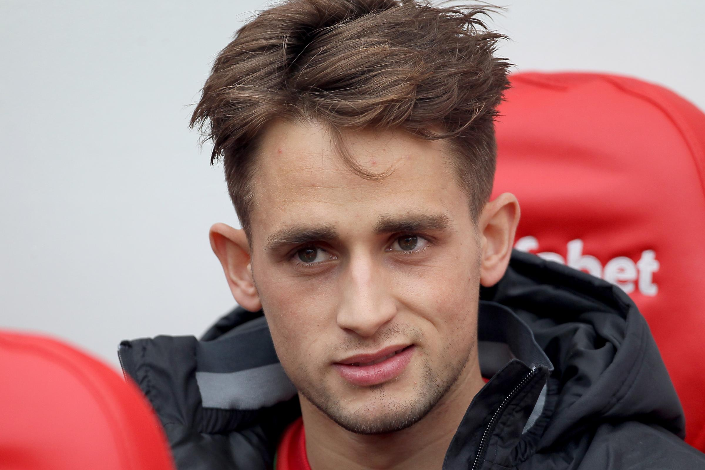 Adnan Januzaj opened the scoring